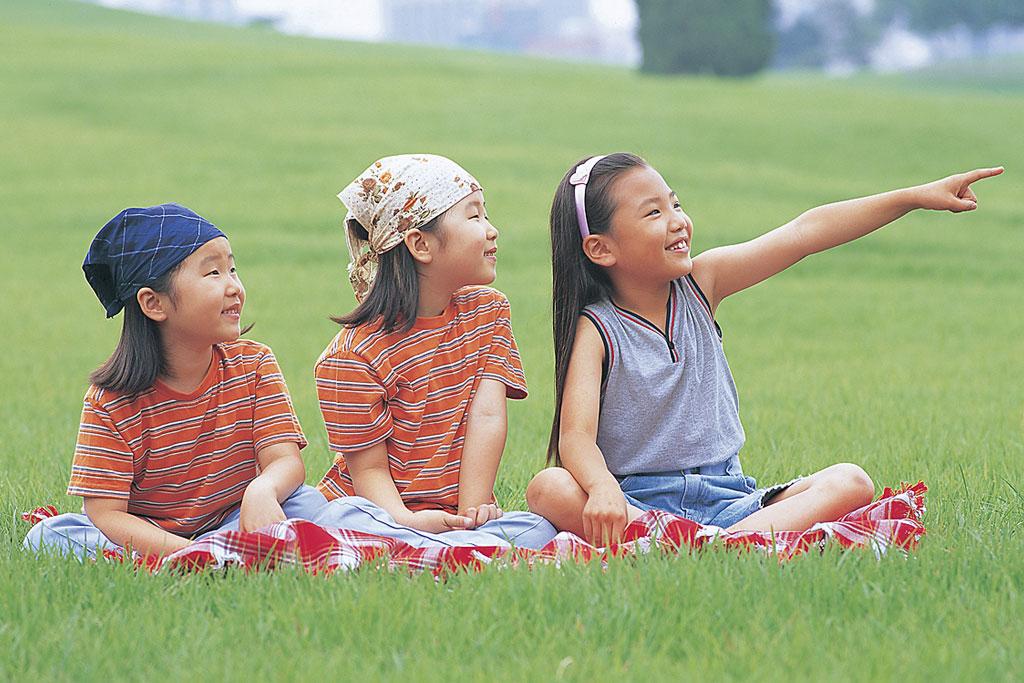 im freien spielen anstatt einer gps schatzsuche kindergeburtstag 5